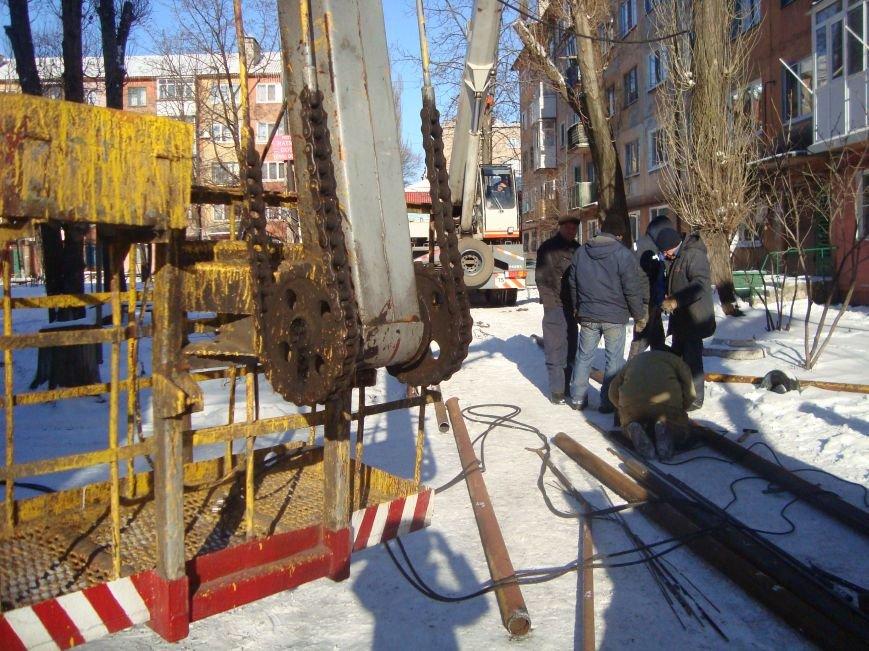 В Покровске коммунальщики по неосторожности оставили без газа 3 жилых дома. Когда восстановят газоснабжение?, фото-8