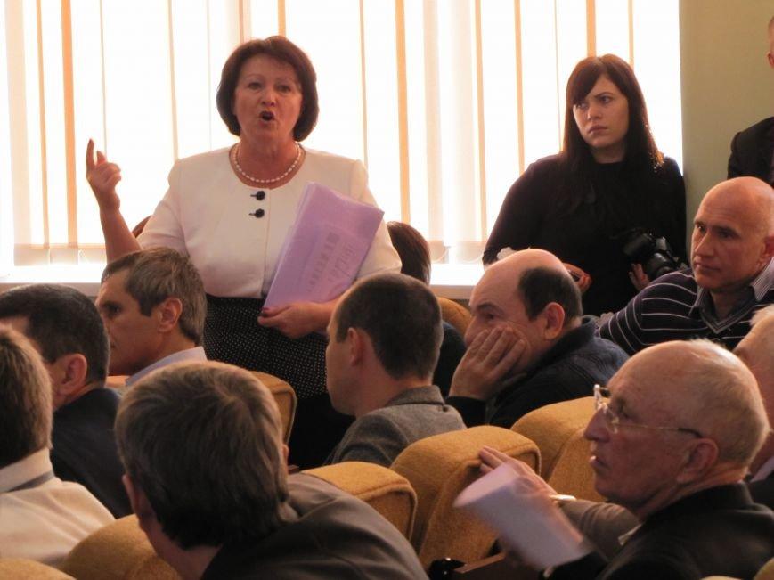 В Мелитополе на бюджетной сессии депутаты устроили торги (фото), фото-2