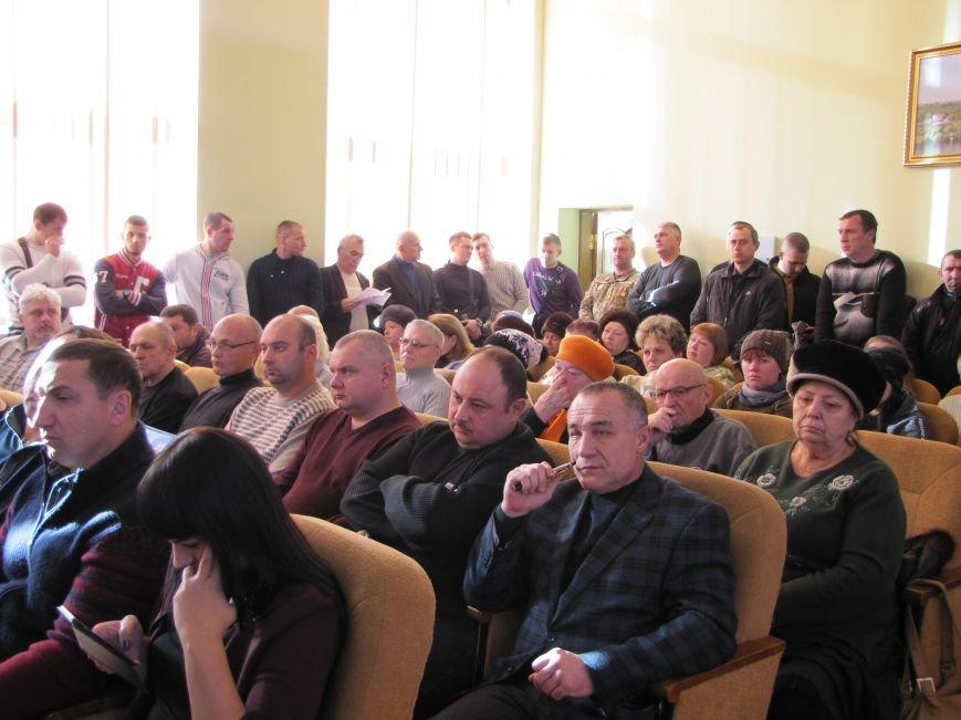 В Мелитополе на бюджетной сессии депутаты устроили торги (фото), фото-4