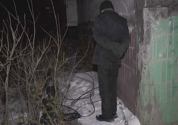 Сумчанин попался на краже интернет-кабеля (ФОТО), фото-1