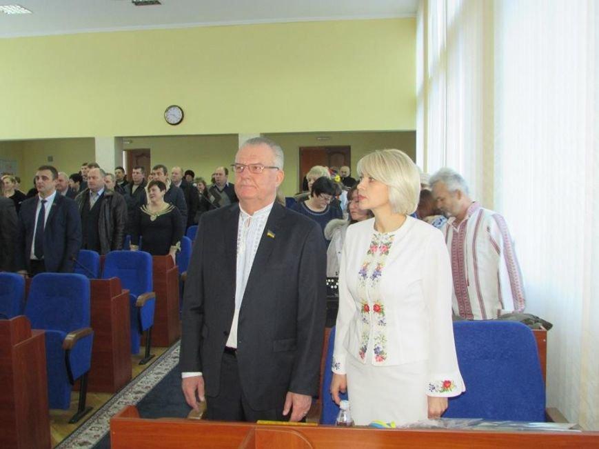 Міський голова та секретар міської ради взяли участь в районних урочистостях з нагоди Дня місцевого самоврядування, фото-1