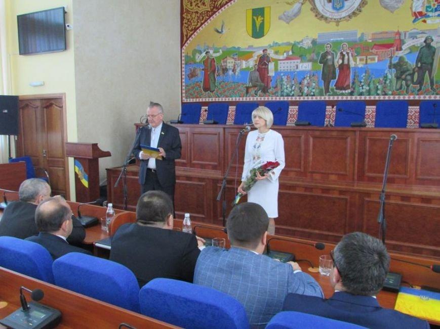 Міський голова та секретар міської ради взяли участь в районних урочистостях з нагоди Дня місцевого самоврядування, фото-2