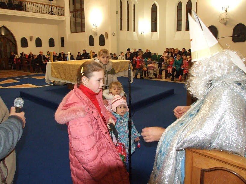 В костеле Каменского отпраздновали День святого Николая, фото-3