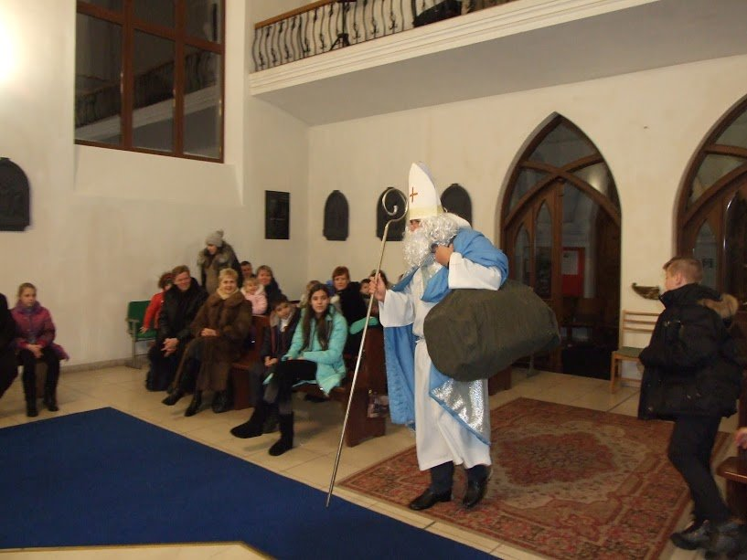 В костеле Каменского отпраздновали День святого Николая, фото-1