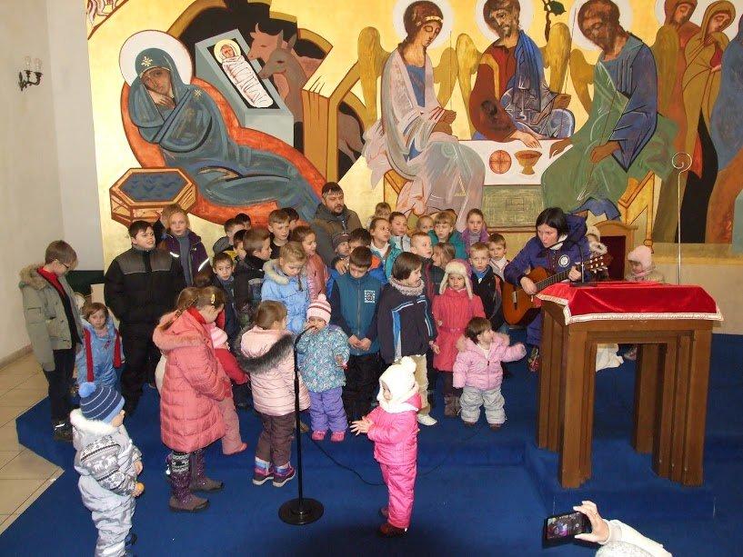 В костеле Каменского отпраздновали День святого Николая, фото-5