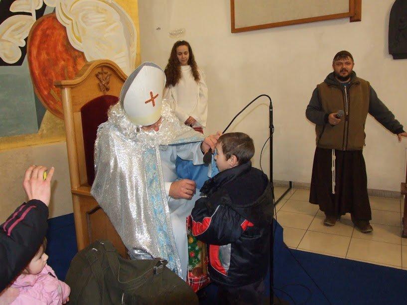 В костеле Каменского отпраздновали День святого Николая, фото-4