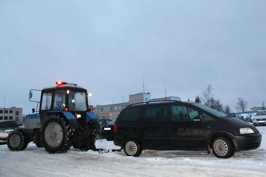 В каких случаях ваш автомобиль могут эвакуировать, и где потом его искать в Полоцке и Новополоцке?, фото-4