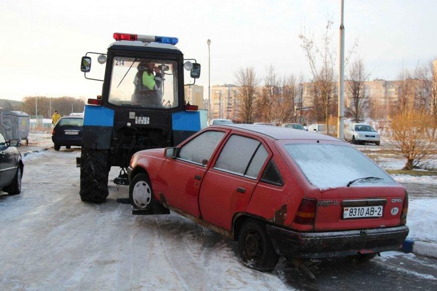 В каких случаях ваш автомобиль могут эвакуировать, и где потом его искать в Полоцке и Новополоцке?, фото-2