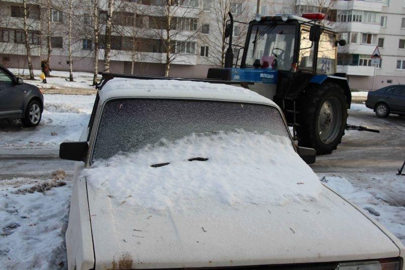 В каких случаях ваш автомобиль могут эвакуировать, и где потом его искать в Полоцке и Новополоцке?, фото-1