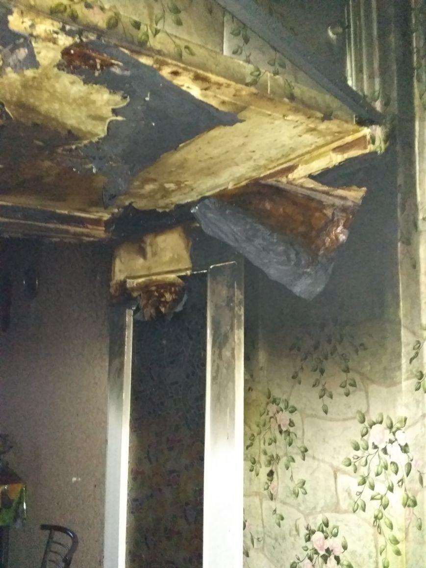 В Кривом Роге мужчина пострадал из-за пожара в ванной (ФОТО), фото-4