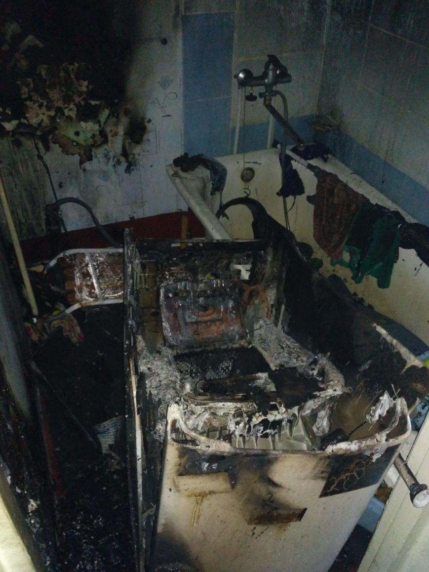 В Кривом Роге мужчина пострадал из-за пожара в ванной (ФОТО), фото-1