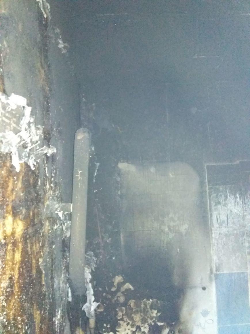В Кривом Роге мужчина пострадал из-за пожара в ванной (ФОТО), фото-5