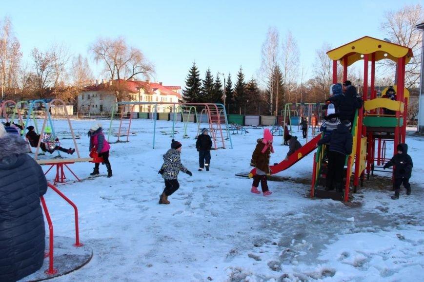 В Порховской специальной школе-интернат появится новый детский спортивно-игровой комплекс, фото-1