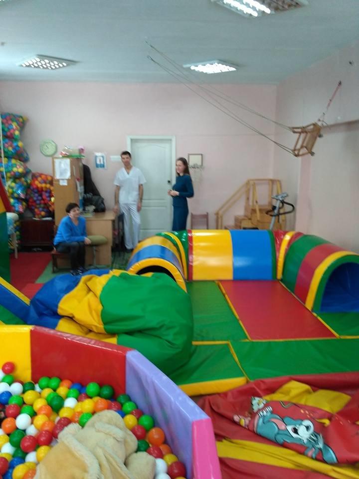 Северодонецкий Центр реабилитации детей-инвалидов получил новое оборудование (фото), фото-2