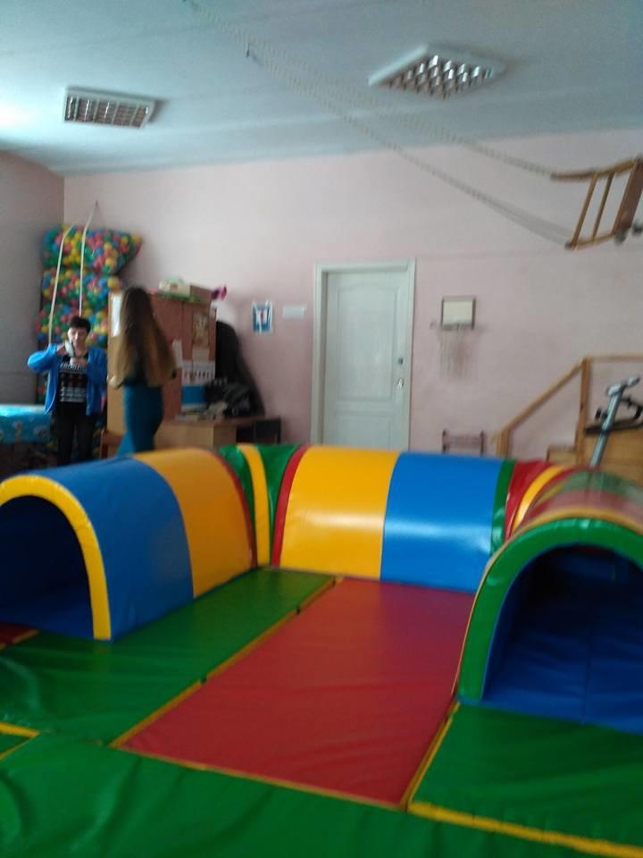 Северодонецкий Центр реабилитации детей-инвалидов получил новое оборудование (фото), фото-1