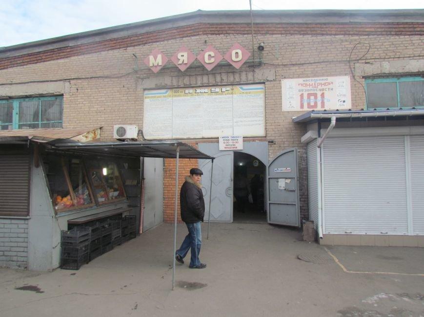 Ремонтом  старейшего рынка в Мариуполе займутся, когда закончится война (ФОТО, ВИДЕО), фото-1
