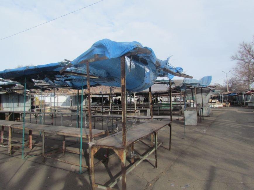 Ремонтом  старейшего рынка в Мариуполе займутся, когда закончится война (ФОТО, ВИДЕО), фото-8