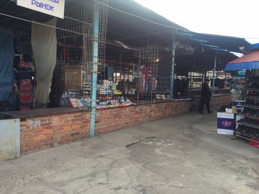 Ремонтом  старейшего рынка в Мариуполе займутся, когда закончится война (ФОТО, ВИДЕО), фото-5