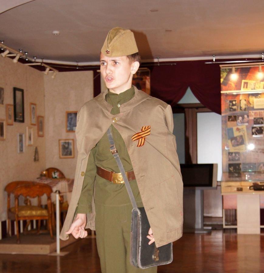 День Героев России в Доме-музее им.А.П.Чехова, фото-5