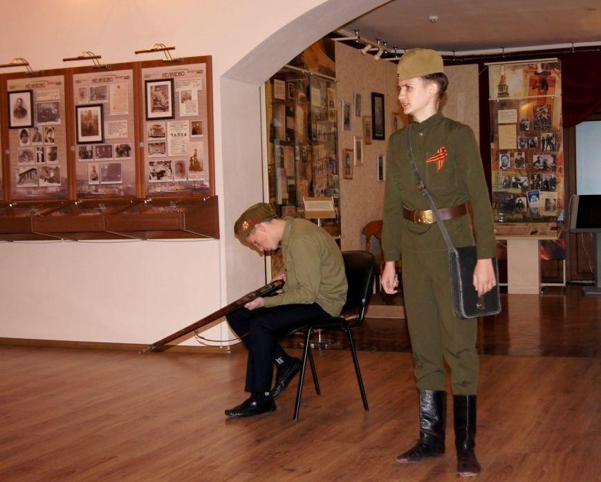 День Героев России в Доме-музее им.А.П.Чехова, фото-3