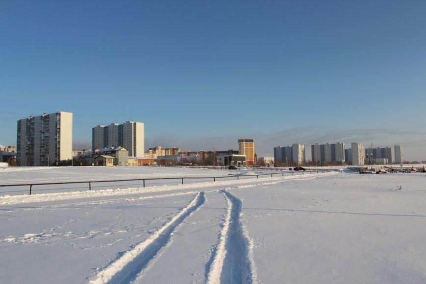 Мороз и солнце – день чудесный! Вартовчане восхищаются зимой, фото-1