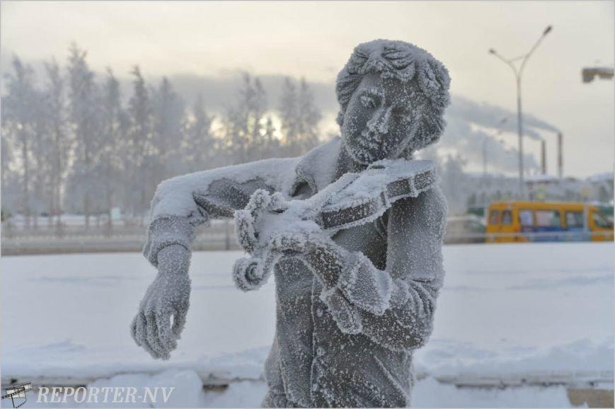Мороз и солнце – день чудесный! Вартовчане восхищаются зимой, фото-4