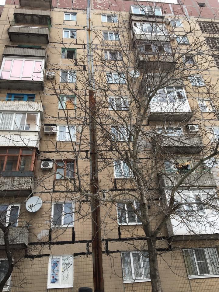 В Донецке снарядами разрушены дома в Куйбышевском районе (ФОТО, адреса), фото-1
