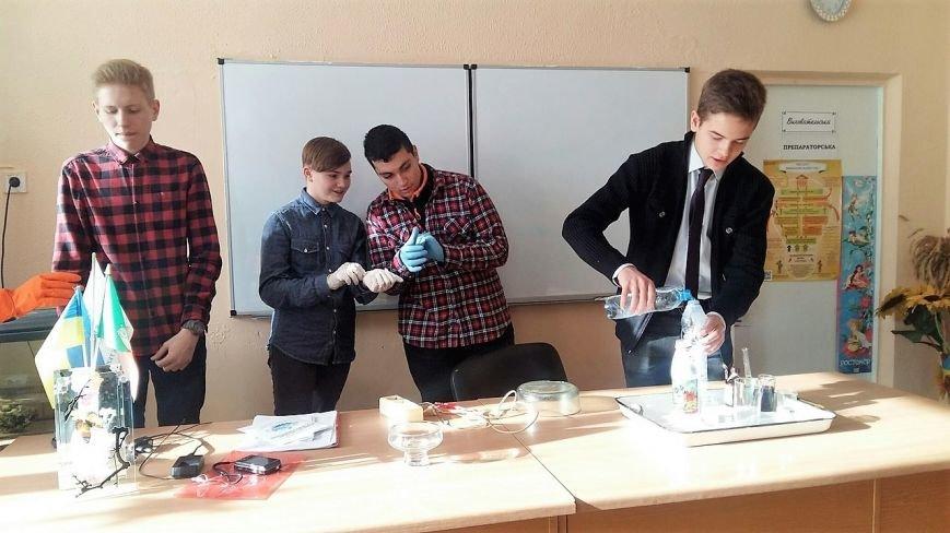 Криворожские школьники узнали о лечении болезни, носителями которой являются 80% людей (ФОТО), фото-13