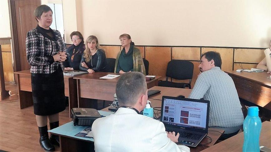 Криворожские школьники узнали о лечении болезни, носителями которой являются 80% людей (ФОТО), фото-5