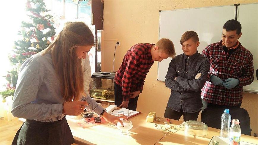Криворожские школьники узнали о лечении болезни, носителями которой являются 80% людей (ФОТО), фото-3