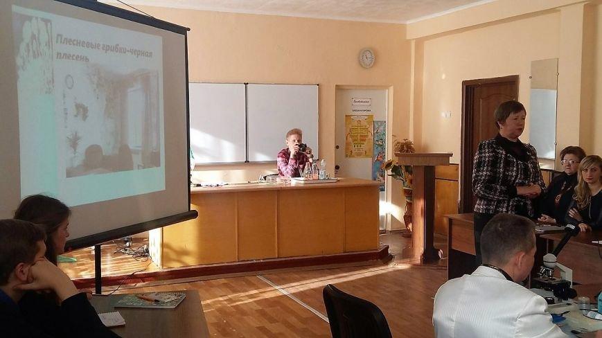 Криворожские школьники узнали о лечении болезни, носителями которой являются 80% людей (ФОТО), фото-8