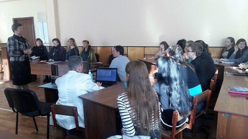 Криворожские школьники узнали о лечении болезни, носителями которой являются 80% людей (ФОТО), фото-2