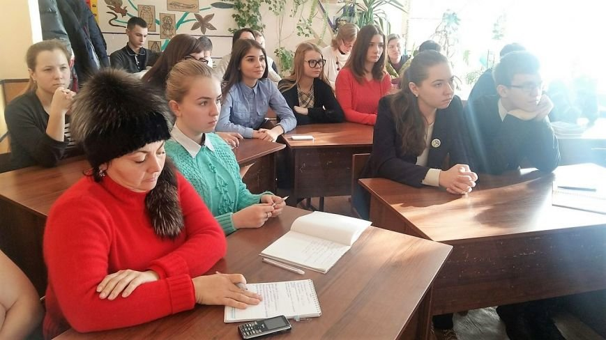 Криворожские школьники узнали о лечении болезни, носителями которой являются 80% людей (ФОТО), фото-7