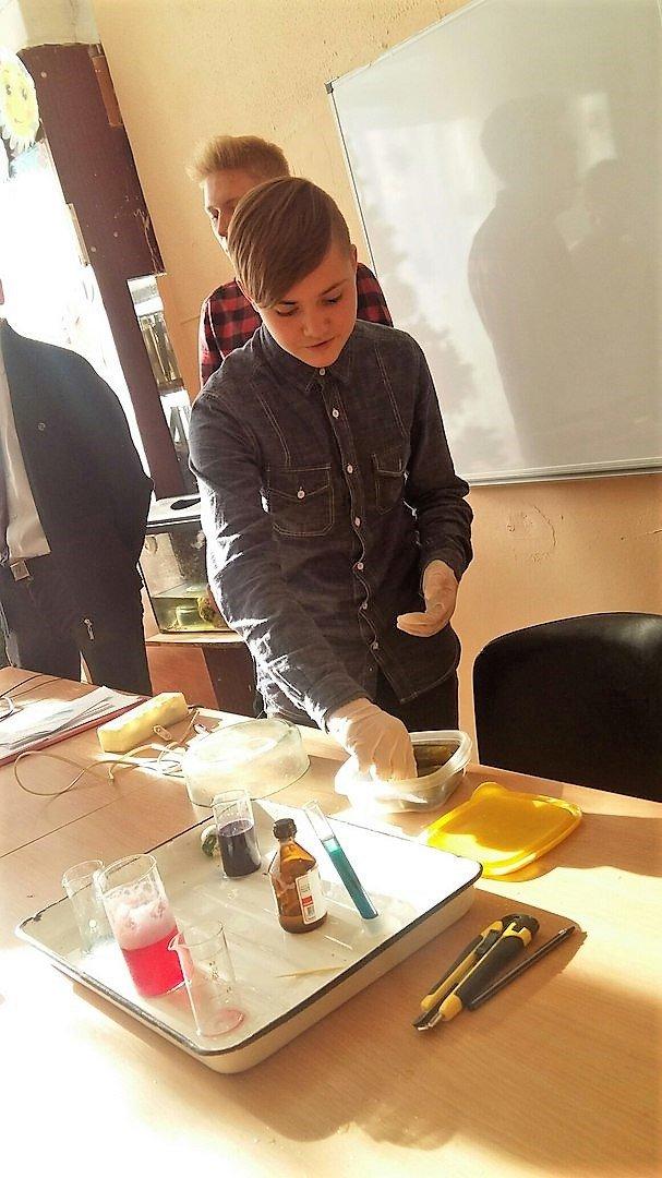 Криворожские школьники узнали о лечении болезни, носителями которой являются 80% людей (ФОТО), фото-16