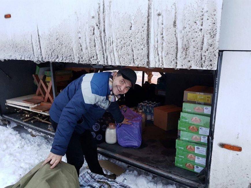 Тернопільські актори відвідали захисників України у зоні АТО і показали виставу (ФОТО), фото-4