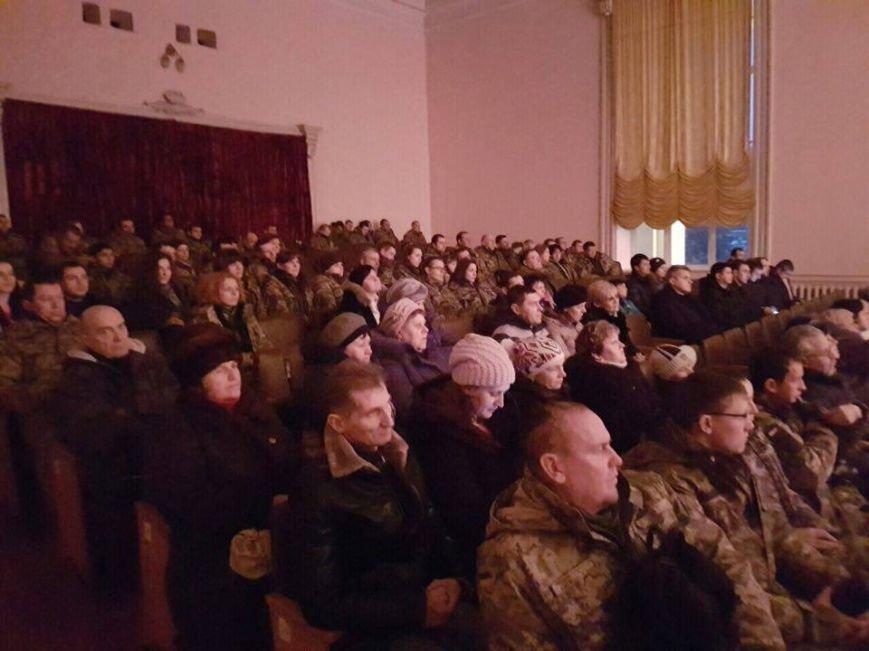 Тернопільські актори відвідали захисників України у зоні АТО і показали виставу (ФОТО), фото-11