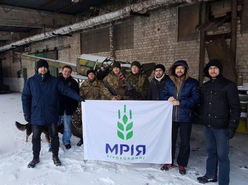 Тернопільські актори відвідали захисників України у зоні АТО і показали виставу (ФОТО), фото-3