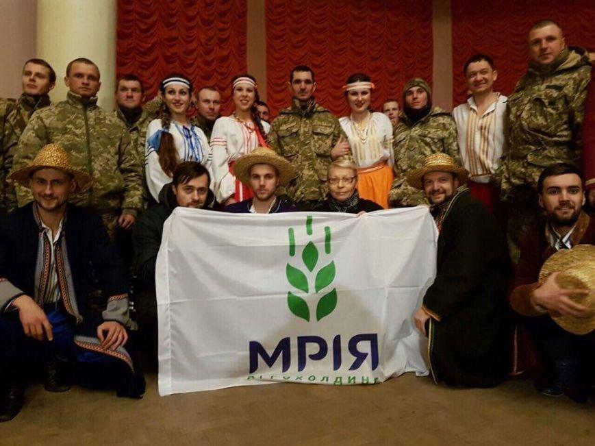 Тернопільські актори відвідали захисників України у зоні АТО і показали виставу (ФОТО), фото-12