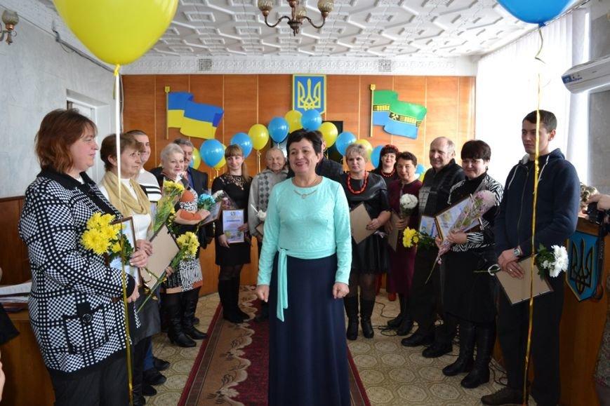 В Добропольском районе поздравили сотрудников местного самоуправления, фото-2