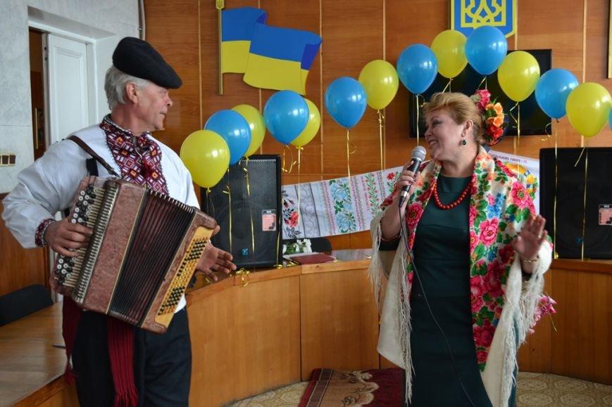 В Добропольском районе поздравили сотрудников местного самоуправления, фото-4