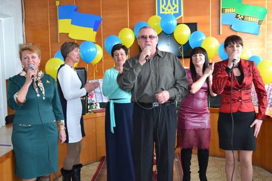 В Добропольском районе поздравили сотрудников местного самоуправления, фото-6