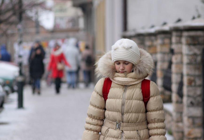 Як ужгородці ковзалися непосипаними тротуарами: фоторепортаж, фото-15