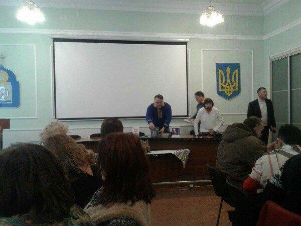 Брати Капранови презентували у Кам'янці нову книгу, фото-1