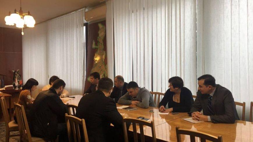 Перед сессией Криворожского горсовета депутаты поработали в комиссиях (ФОТО), фото-1