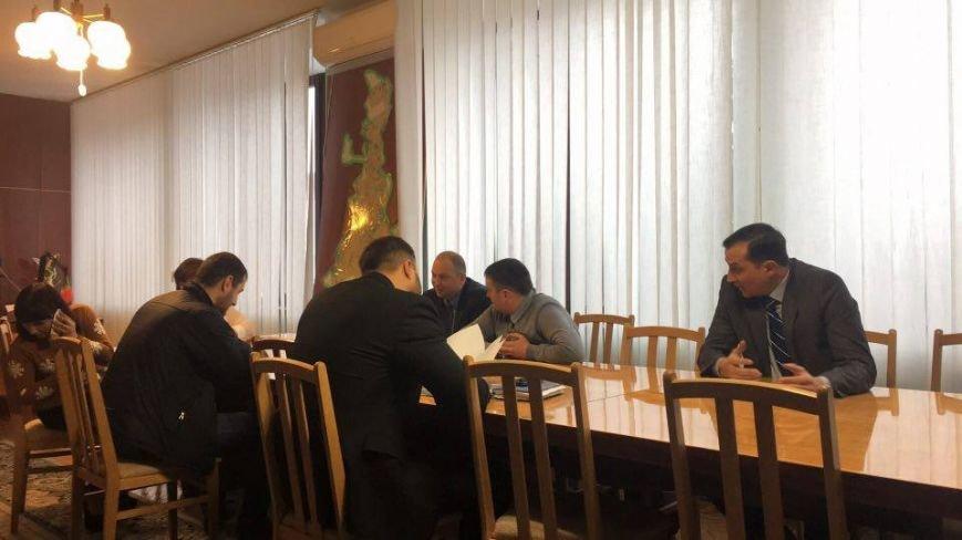 Перед сессией Криворожского горсовета депутаты поработали в комиссиях (ФОТО), фото-5