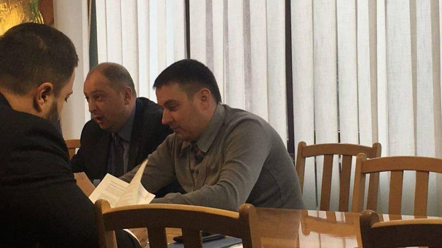 Перед сессией Криворожского горсовета депутаты поработали в комиссиях (ФОТО), фото-3
