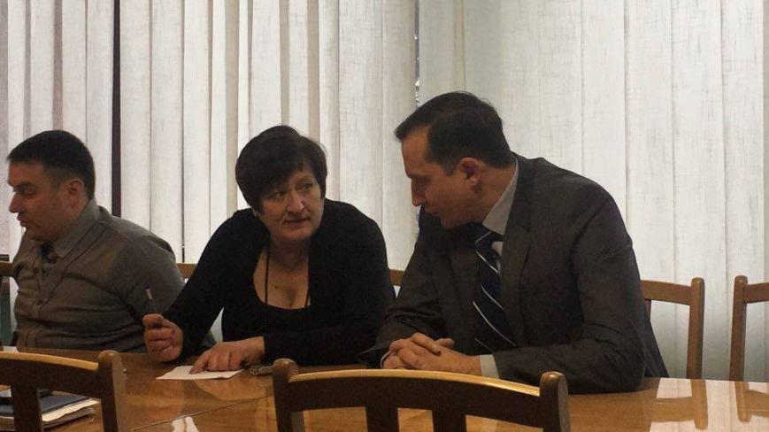 Перед сессией Криворожского горсовета депутаты поработали в комиссиях (ФОТО), фото-2