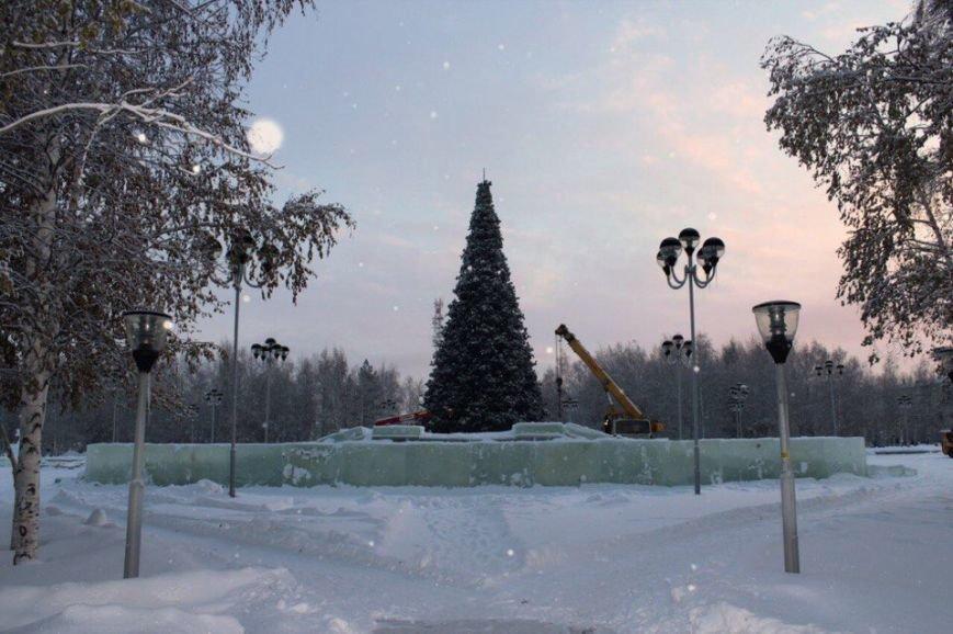 «Ёлочка, гори!» Площадь Нефтяников приглашает в сказку, фото-8