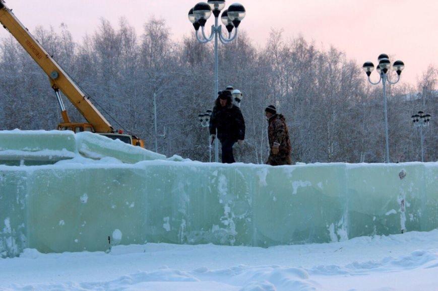 «Ёлочка, гори!» Площадь Нефтяников приглашает в сказку, фото-7