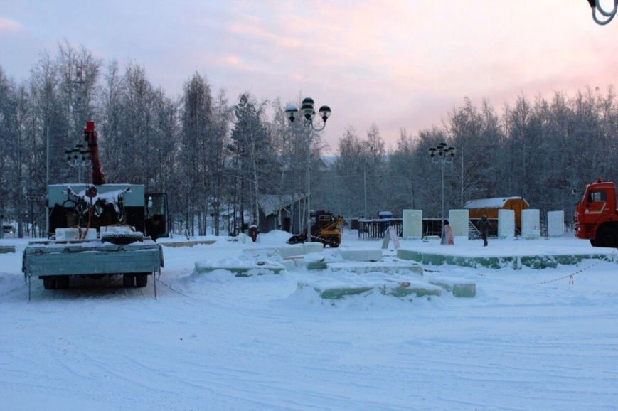 «Ёлочка, гори!» Площадь Нефтяников приглашает в сказку, фото-5